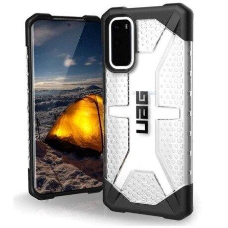 Husa Cover UAG Antisoc pentru Samsung Galaxy S20 Plus Plasma Ice