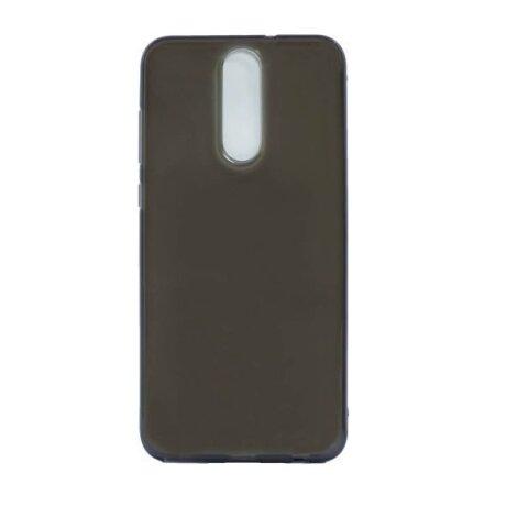 Husa Silicon Slim pentru Huawei Mate 10 Lite Fumuriu