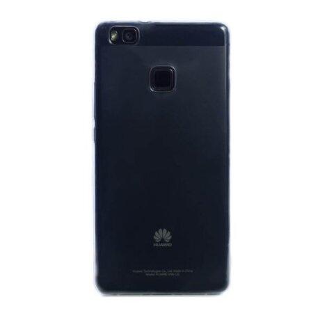 Husa Silicon Slim pentru Huawei P9 Lite Transparent