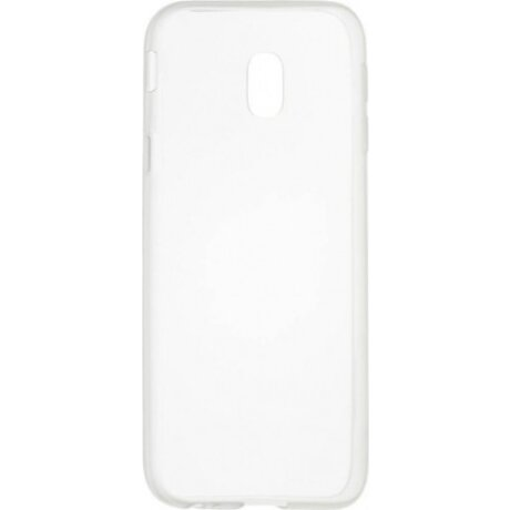 Husa Silicon Slim pentru Samsung Galaxy J3 2017 Transparent