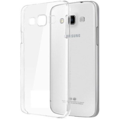 Husa Silicon Slim pentru Samsung Galaxy J7 2016 Transparenta