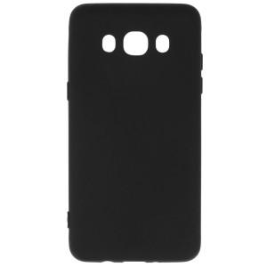 Husa Silicon Slim Samsung Galaxy J7 2016 Negru Mat