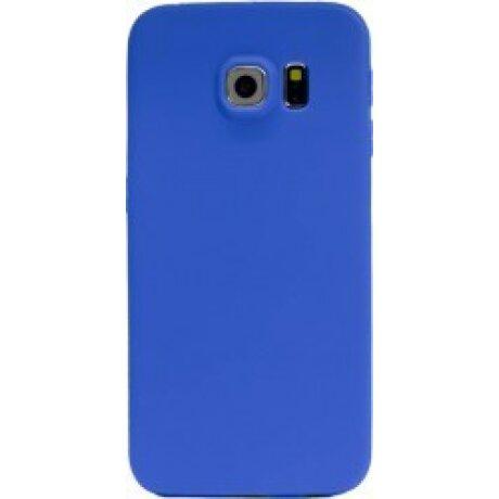 Husa silicon slim Samsung Galaxy S7 Albastru Mat