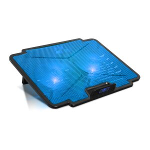 Cooler Laptop Gaming AirBlade Spirit of Gamer 15.6 Inch Albastru