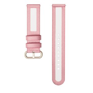 Curea Samsung Textile pentru Samsung Galaxy Watch Active 2  Pink