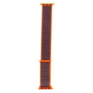 Curea Tactical Cloth pentru Apple IWatch 1/2/3/4/5/6/SE 38/40mm Gri-Roz