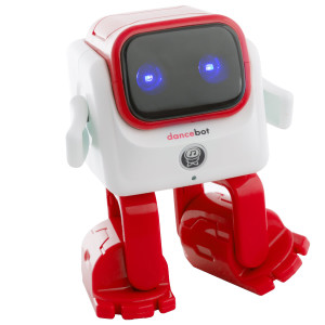 Dance Robot Rosu