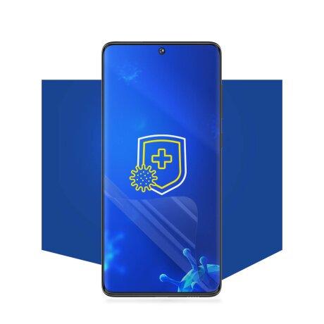 Folie de Protectie 3MK Antimicrobiana Silver Protection + pentru Samsung Galaxy A9 2018