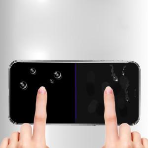 Folie sticla 2.5D Samsung Galaxy A40 Negru Vipo