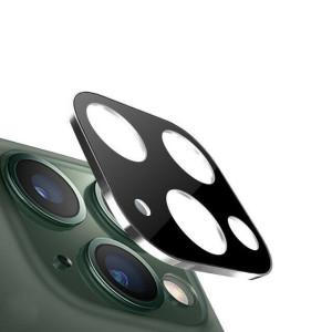 Folie Sticla 3D Camera Foto iPhone 11 Pro/11 Pro Max Negru Hoco