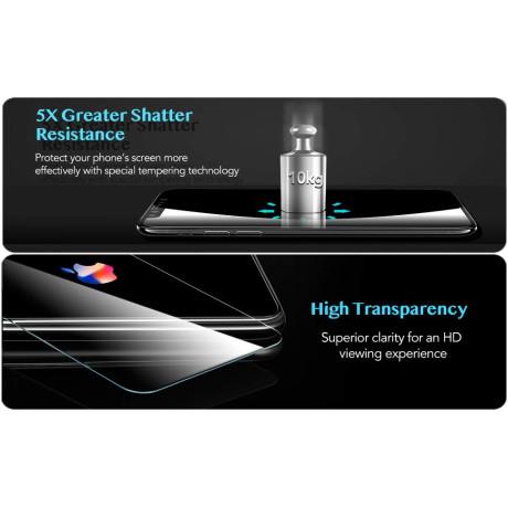 Folie sticla 3D iPhone 6/7/8 Plus, Vipo Alba