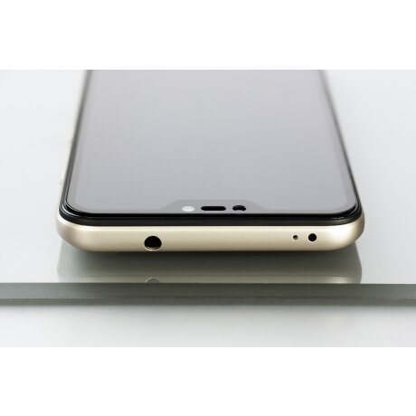 Folie Sticla 3Mk Hardglass Max Lite Pentru Huawei Y6P Negru