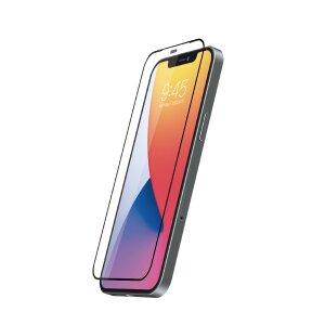 Folie Sticla AmazingThing Supreme Liquid pentru iPhone 12 Pro Max Negru