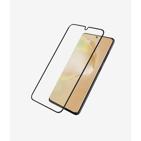 Folie de protectie Biometrica PanzerGlass pentru Samsung Galaxy S20 Plus Negru