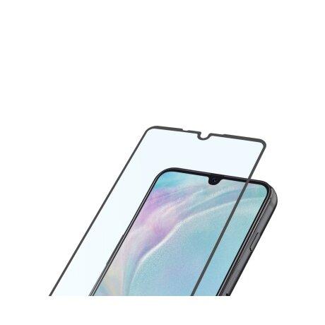 Folie Sticla Cellularline Anti-Shock pentru Huawei P30 Lite Negru