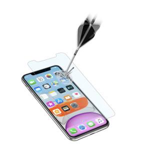 Folie Sticla Cellularline Anti-Shock pentru iPhone Xs Max/11 Pro Max