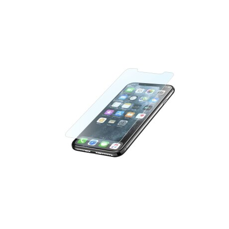 Folie Sticla Cellularline Anti-Shock pentru iPhone X/XS