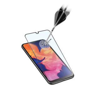 Folie Sticla Cellularline Anti-Shock pentru Samsung Galaxy A20e Negru