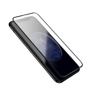 Folie Sticla Cellularline Anti-Shock pentru Samsung Galaxy A71 Negru
