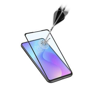 Folie Sticla Cellularline pentru Xiaomi Mi 9T/9T Pro Negru