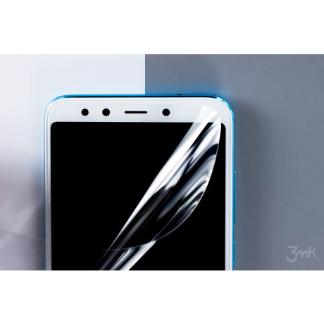 Folie Sticla Flexibila Samsung Galaxy A20e 3MK