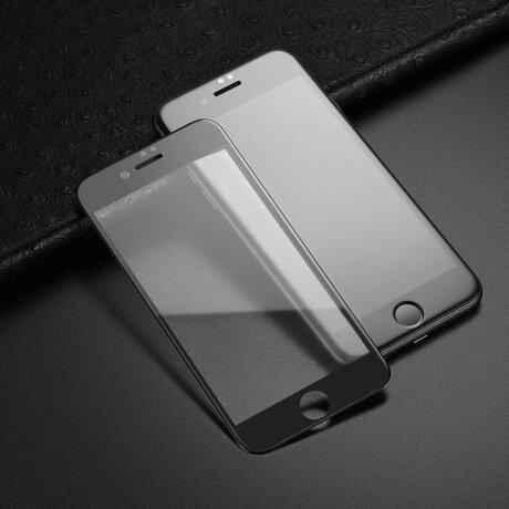 Folie Sticla Hoco Cool Radian pentru iPhone 6 Plus/6S Plus Negru