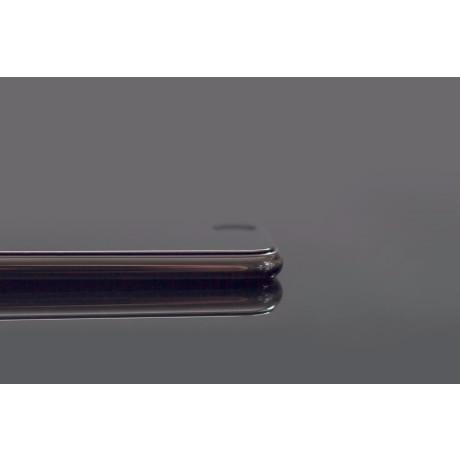 Folie sticla iPhone XS Max HardGlass Max Negru 3MK
