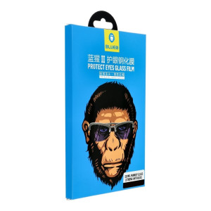 Folie Sticla Mr. Monkey 5D pentru Iphone 12 Pro Max Negru