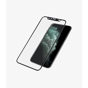Folie Sticla Panzer Camslider pentru iPhone Xs Max/11 Pro Max Negru