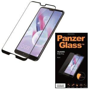 Folie Sticla Panzer pentru Huawei P20 Pro Negru