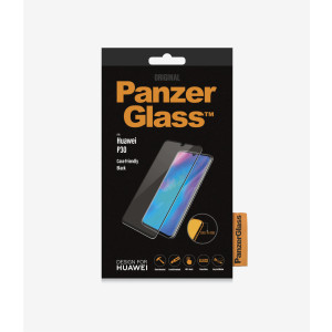 Folie Sticla PanzerGlass pentru Huawei P30, Negru