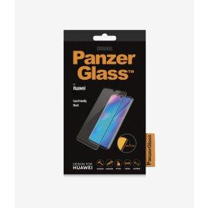 Folie Sticla PanzerGlass pentru Huawei P30 Pro Negru