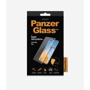 Folie Sticla PanzerGlass pentru Huawei P40 Pro, Negru