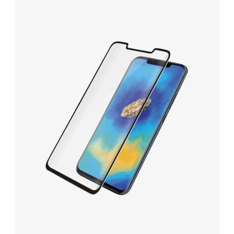 Folie Sticla PanzerGlass pentru Xiaomi Mi Note 10/Note10 Pro/Note 10 Lite CF Negru