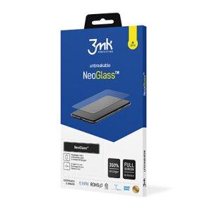 Folie Sticla pentru iPhone 11 Pro Max Negru NeoGlass 3MK
