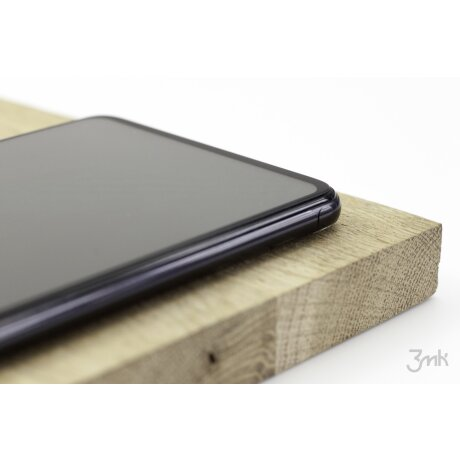 Folie Sticla Pentru Samsung Galaxy S9 Negru Hardglass Max 3Mk