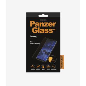 Folie Sticla Privacy PanzerGlass pentru Samsung Galaxy S20 Ultra Negru