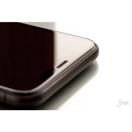 Folie Sticla Samsung Galaxy A20e, Negru Hardglass Max Lite 3MK