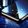 Folie Sticla Securizata HD 3D iPhone 11/XR Negru Hoco