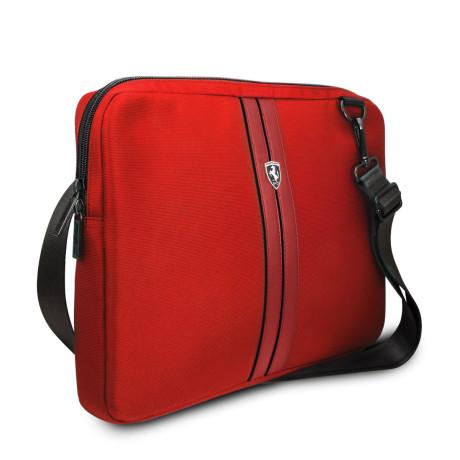 Geanta Laptop 13 Inch, Ferrari Urban Collection Rosu