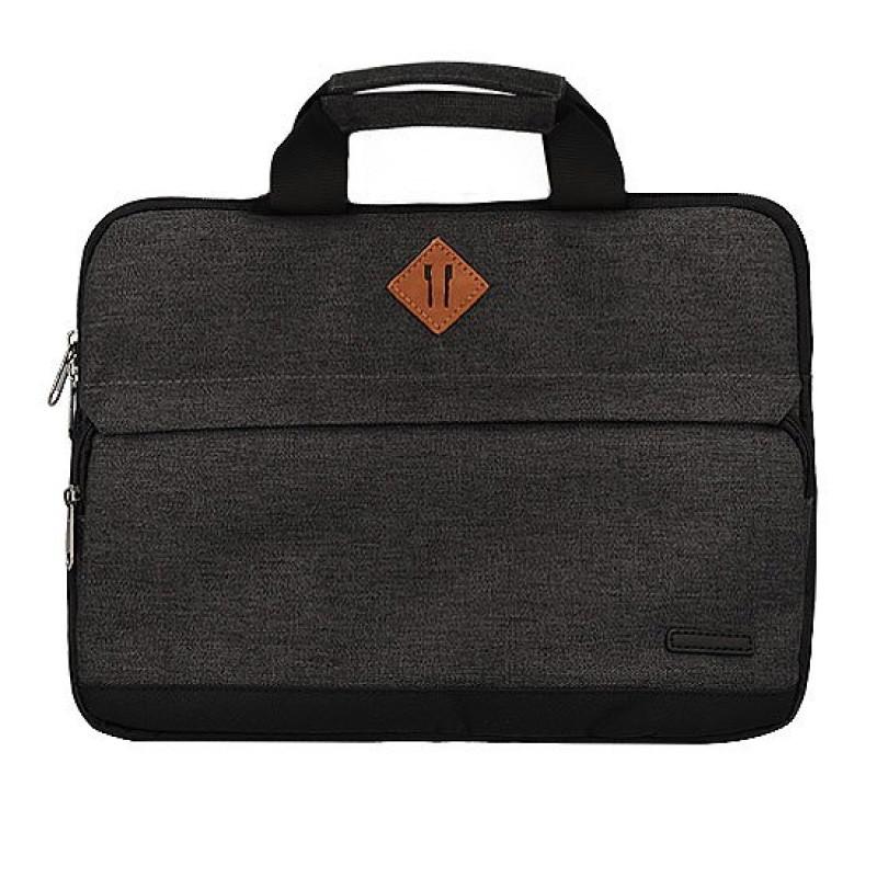 Geanta Laptop Fashion 13.3 Inch Gri