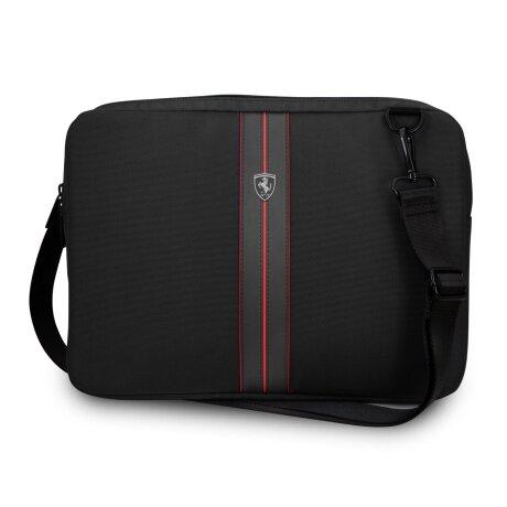 Geanta Laptop Ferrari Urban Collection 13 Inch Negru