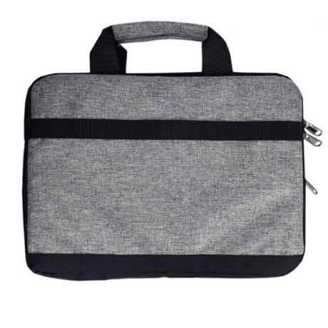 Geanta Laptop Modern 14.1 Inch Gri Deschis