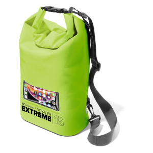 Geanta Waterproof Cellularline VOYAGER Extreme Lime