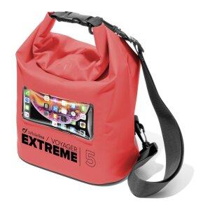 Geanta Waterproof Cellularline VOYAGER Extreme  Rosu