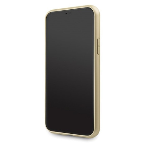 Guess Husa Charms pentru iPhone 11 Gri