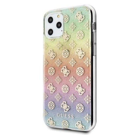 Husa Cover Guess Peony pentru iPhone 11 Pro GUHCN58PEOML Multicolor