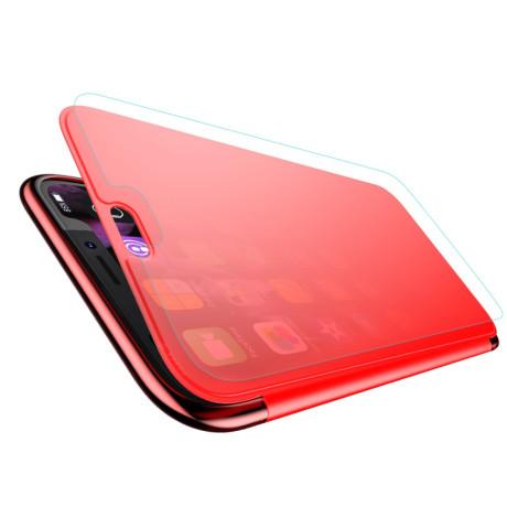 Husa 360 iPhone XS Translucent View, Baseus, Rosie