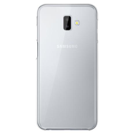 Husa 360 Samsung Galaxy J6 Plus, Contakt Transparenta