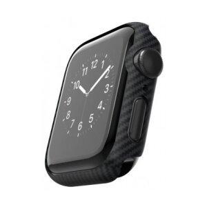 Husa Air Case Pitaka Watch pentru Apple Watch 4/5 40mm Negru